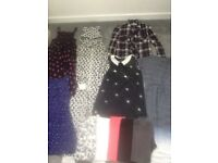 Girls bundle of clothes age 10-11 years