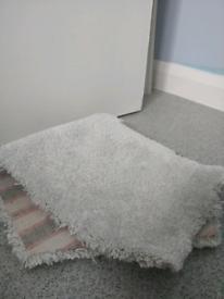 New grey carpet offcut