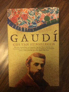 BIOGRAPHY OF GAUDI (UNUSED) - $5