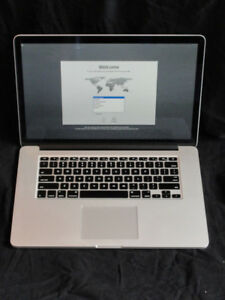 Macbook Retina pro - was $3300