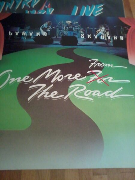 Lynyrd Skynyrd - One More From The Road 2lp,76,D