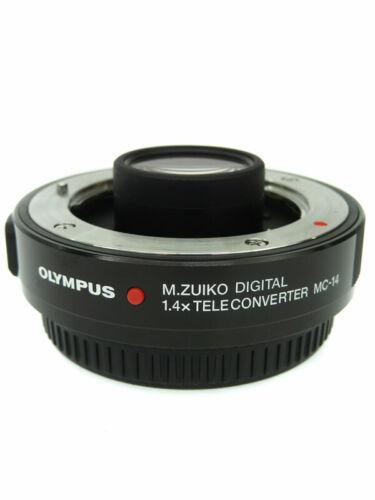 Used OLYMPUS M.Zuiko Digital MC-14 1.4x Teleconverter Micro Four Thirds Mount