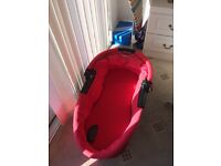 Quinny Pushchair cot