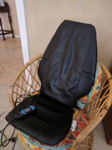 Homedics Total Coverage Shiatsu Massage Cushion. New condition