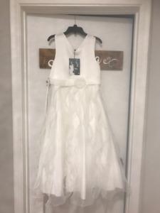 Flower Girl Dress / Size 14