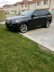 REDUCED!!  41K 2014 BMW X5 50i M SPORT