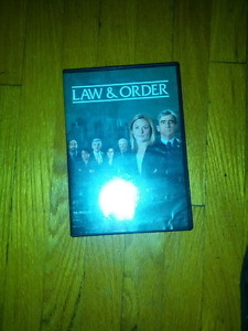 Law and order the fifteenth year 2004-2005 season used