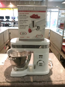 Cuisinart 5Q stand mixer w/ meat grinder