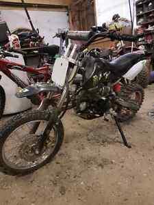 2007 125cc Chinese Pit Bike