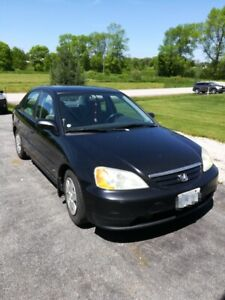 2002 Honda Civic for sale (Price reduced)