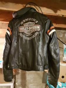 Woman's Harley Davidson Coat with Insert in Richmound, Sk