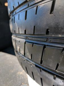 Pneus Pirelli 255/40R21
