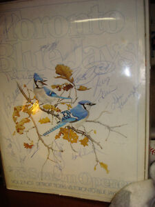 Blue Jays 1978 Team-signed Home Opener Program