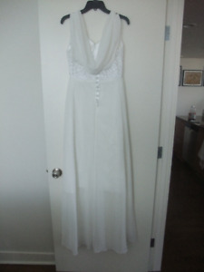 Wedding Dress with shoes