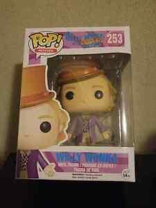 Funko Pop Willy Wonka