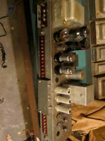 Hammond tube amps projects mallory caps!
