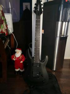 Jackaon 7 string guitar