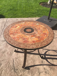 Ceramic Table For Sale From Pier One
