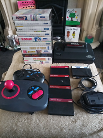 Sega master system bundle