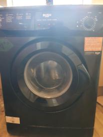 Washing machine .(black)