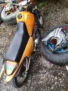 Stolen baja 50cc dirt runner