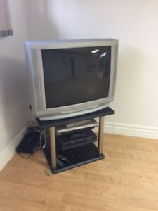 JVC TV/Stand/DVD Players