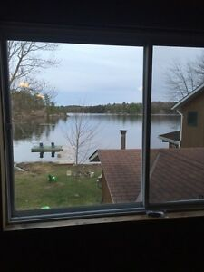 Bachelor Apartment in Port Carling on the water