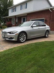 2014 BMW 3-Series X-Drive $456+tax Lease Takeover
