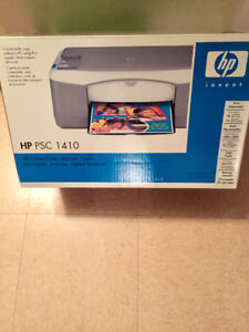 """ALL-IN-ONE""HP"" Printer, Scanner, Copier"