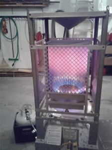 Propane 60K-100K btu Construction heater