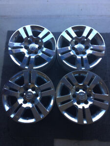 "2013 Toyota Tacoma Chrome 18"" OEM Factory Rims"