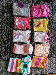 Girls size 4T lot excellent like new condition