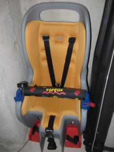 TOPEAK BabySeat II suspension child carrier