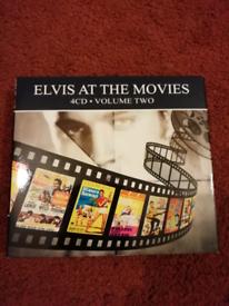 Elvis Presley. Elvis at the movies vol 2. 4 CD set.