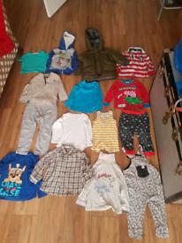Boys Baby Bundle Clothes