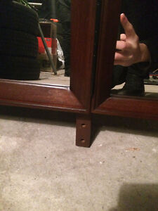 3 Piece Dresser Top Mirror West Island Greater Montréal image 3