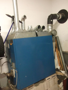 Working Furnace For Sale (PHONE CALLS ONLY)