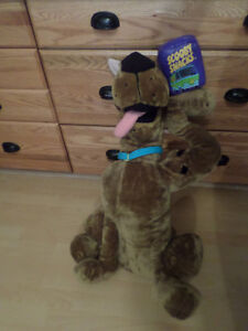 Large Scooby-Doo Stuffed Toy London Ontario image 2