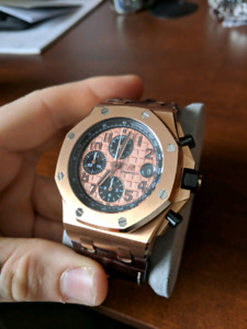 AP Rose Gold Brick