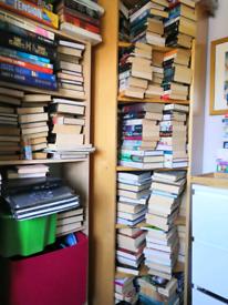 Over 1000 books