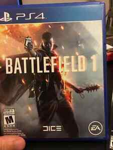 Battlefield 1 [PS4] Used Once!