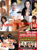 Grand opening 50% Off,Holiday big promotion $25/45mins,Hurry up