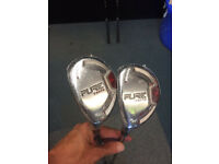 2 X LEFT HANDED BENROSS PURE PROTO HYBRIDS 20' & 23' LOFTS. BRAND NEW