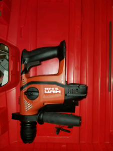 Brand new hilti TE 6-A36 sds rotary hammer drill  with case TOOL