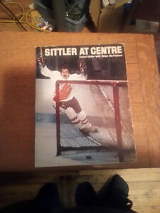 Sittler At Centre by Darryl Sittler & Brian McFarlane