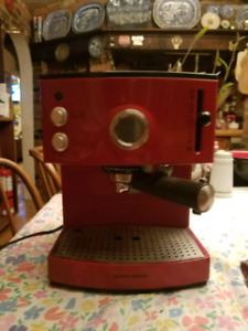 MURPHY RICHARDS Coffie/ maker/ capuchino expresso