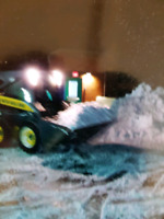 Snow removal personnel