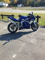 2000 Yamaha R6 to trade for a dual purpose or touring bike