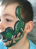Facepainting. Maquillage
