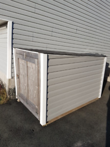 Snowblower Shed for Sale